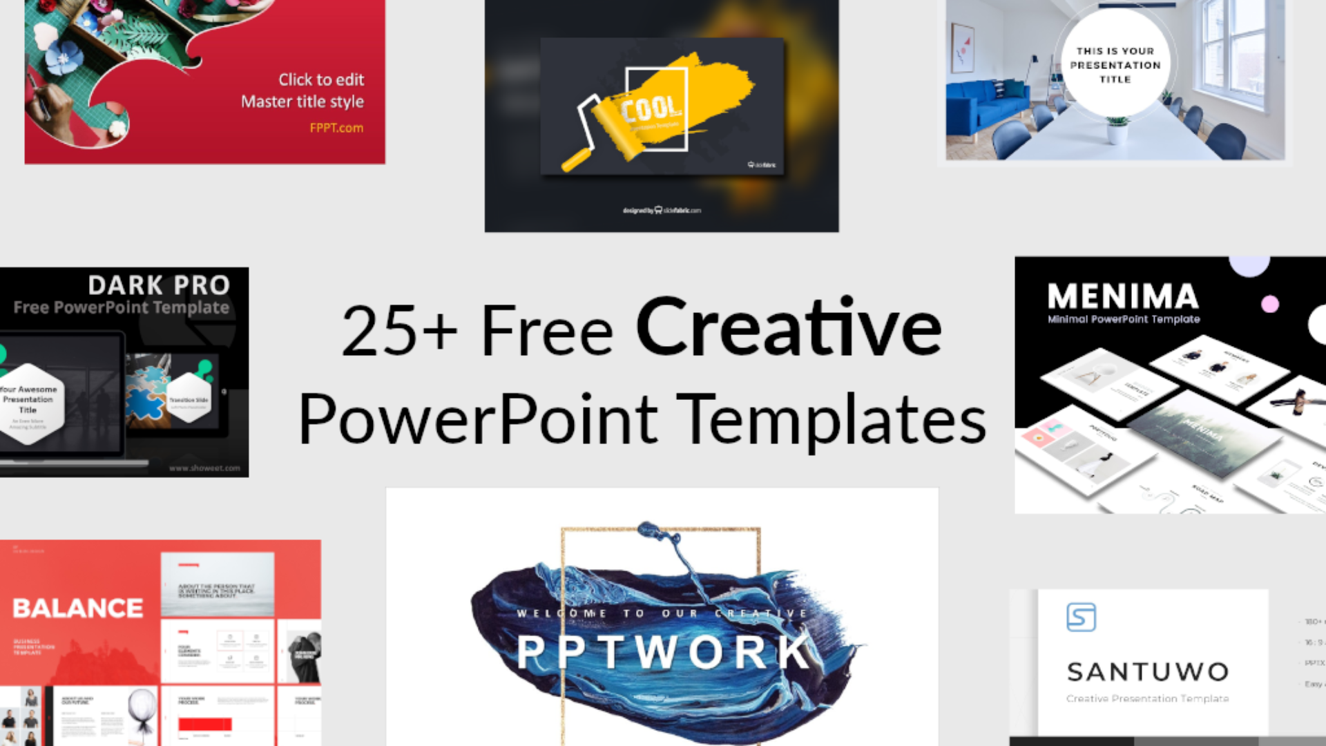 A049 Creative Powerpoint Template | Wiring Resources